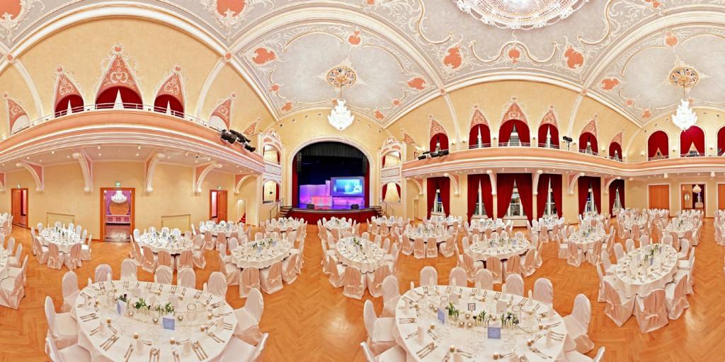 Goldsaal Panorama
